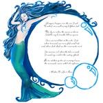Mermaid Bubble Poetry