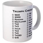 Triumph Checklist