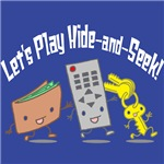 Let's Play Hide-and-Seek! T-Shirt