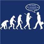 Funny - Evolution FAIL!