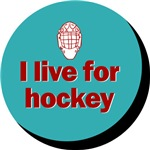 Live for hockey