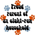 Eight-paw household
