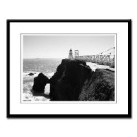 <b>framed san francisco lighthouses photographs</b