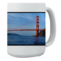 SAN FRANCISCO COFFEE MUGS