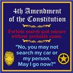 4th Amendment (short)