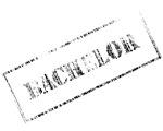Bachelor Stamp