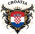 Croatian Flag T-shirts & Gifts