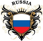 Russian Flag T-shirts & Gifts