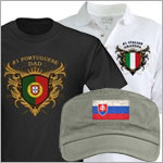 World Flag T-shirts & Gifts