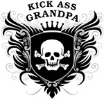 Kick Ass Grandpa