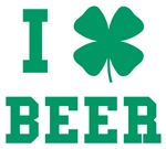 I Shamrock Beer