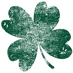 Vintage Lucky Shamrock