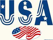 USA stars & stripes fashion & gifts