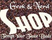 Geek & Nerd Gifts & Apparel