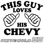 This guy Loves his Monte Carlo SS