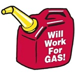 Work for Gas