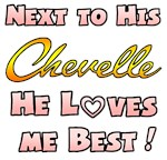 For the Ladies of Chevelle Owners