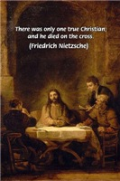 Christmas Cards Gifts Nietzsche Quote Rembrandt