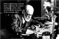 Sigmund Freud: Radiant Mind of Children