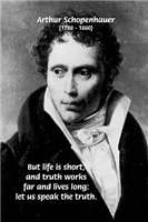German Philosopher: Arthur Schopenhauer on Truth