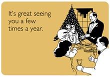 Few Times A Year