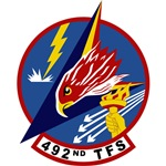 492nd Tactical Fighter Squadron 'Madhatters'