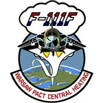 F-111F Aardvark - Warsaw Pact Central Heating