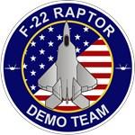 F-22 Raptor Demo Team