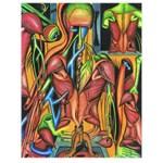 Anatomy Art Drawing #P0140