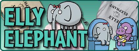 Pearls Before Swine Elly Elephant