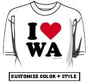 I Love Washington (WA)