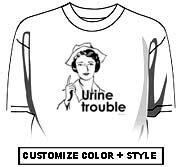 Urine Trouble!