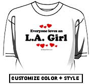Everyone loves an LA girl