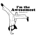 i'm the awesomest