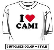 I love Cami