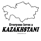 Everyone loves a Kazakhstani