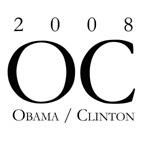 OC / Obama and Clinton