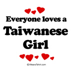 Everyone loves a Taiwanese girl