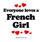 Everyone loves a French girl