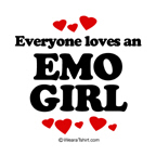 Everyone loves an Emo girl