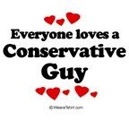 Everyone loves a conservative guy