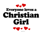 Everyone loves a Christian girl