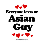 Everyone loves an Asian guy