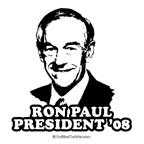 Ron Paul 2008: Ron Paul in '08