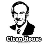 Ron Paul 2008: Clean house