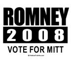 Romney 2008: Vote for Mitt
