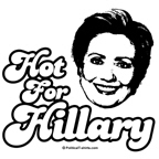 Hot for Hillary