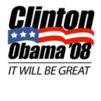 Clinton/Obama '08: It will be great