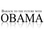 Barack to the future with Obama