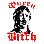 New Anti-Hillary: Queen Bitch
